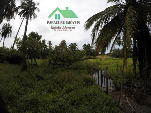 Agradável casa com amplo terreno próximo à praia do kite de Paracuru - Foto 13