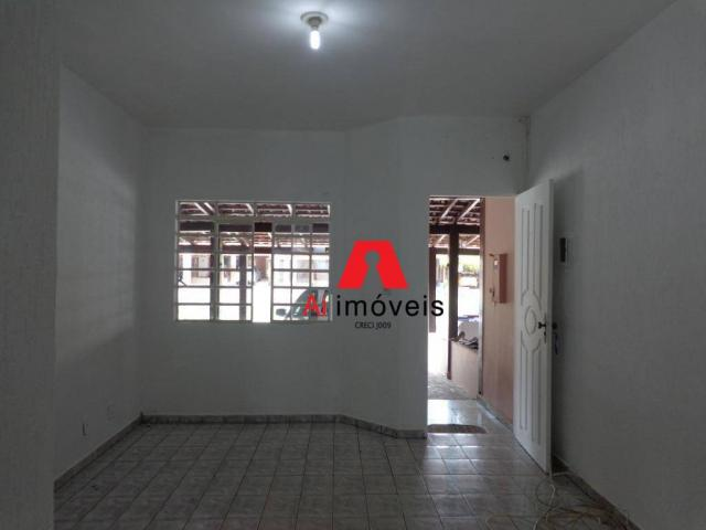 Sobrado com 2 dormitórios para alugar, 72 m² por r$ 1.150/mês - isaura parente - rio branc - Foto 2
