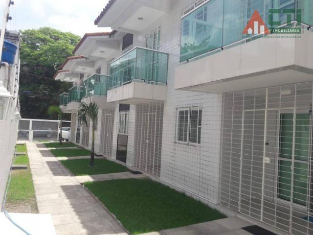 Casa com 3 dormitórios à venda, 80 m² por R$ 310.000 - Cordeiro - Recife/PE - Foto 16