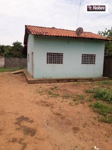 Casa para alugar, 52 m² por r$ 580,00/mês - plano diretor sul - palmas/to - Foto 3