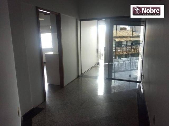 Sobrado com 4 dormitórios para alugar, 289 m² por r$ 3.520/mês - plano diretor sul - palma - Foto 17