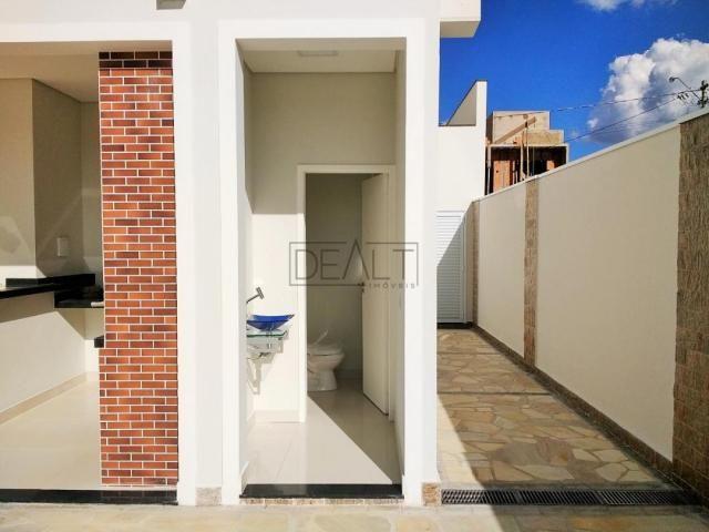 Sobrado com 3 dormitórios à venda, 178 m² por R$ 800.000 - Residencial Jardim de Mônaco -  - Foto 14