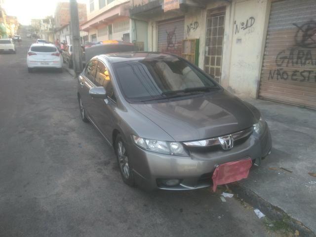 Vendo Honda Civic LxL manual:OBS.BAIXEI o preço R$29.500 prá vender logo - Foto 3
