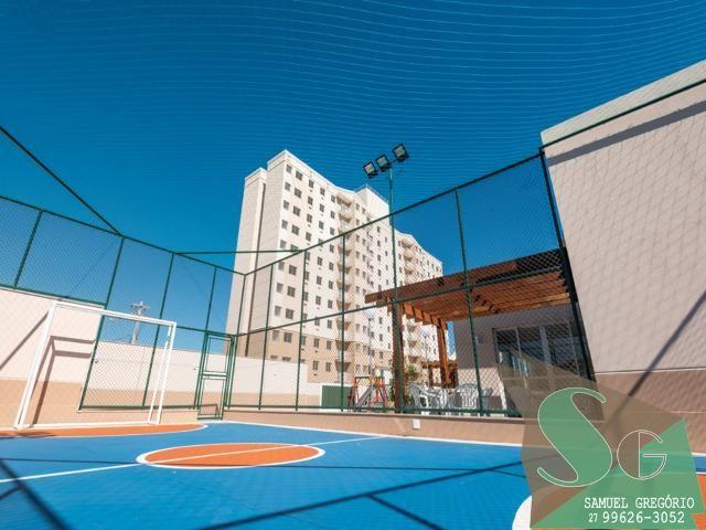 SAM - 139 - Via Jardins - 2 quartos - 46m² - Morada de Laranjeiras - Serra, ES - Foto 4