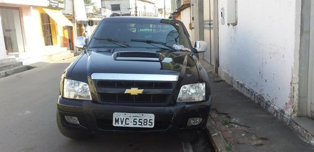 S10 2008 advantege com kit da executivo - Foto 8