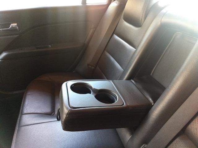 Ford Fusion 2.3 SEL 16V Gasolina Preto 4P Automático e Teto Solar - Foto 8
