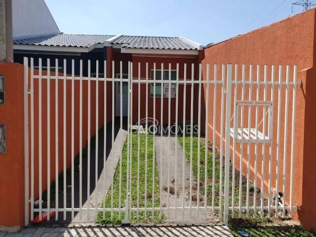 Casa com 2 dormitórios à venda, 41 m² por r$ 160.000 - campo de santana - curitiba/pr - Foto 11