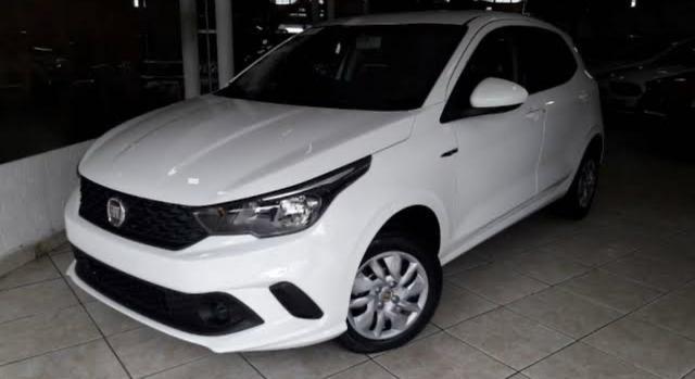 Fiat Argo 2018 Troco por Sedan