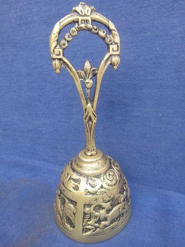 Sineta de bronze - Foto 4