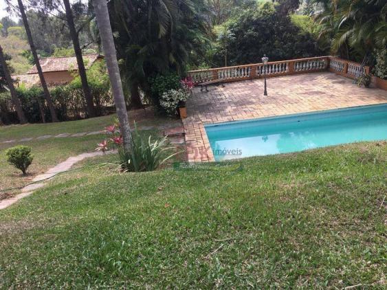Chácara com 3 dormitórios para alugar, 2250 m² por R$ 4.000/mês - Chácaras Cataguá - Tauba - Foto 2