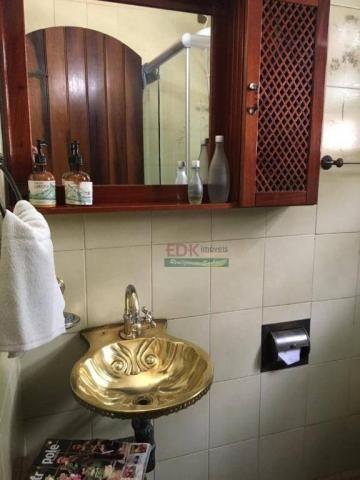 Chácara com 3 dormitórios para alugar, 2250 m² por R$ 4.000/mês - Chácaras Cataguá - Tauba - Foto 8