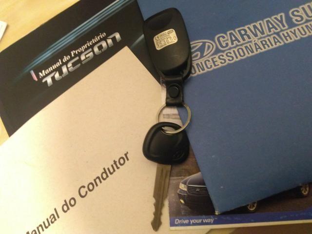 Tucson GLS (top de linha) Impecável / manual + chave reserva IPVA 2020 PAGO - Foto 16