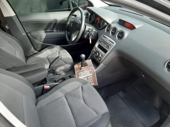 """Peugeot 308 Allure 1.6 Ano: 2013 """" Ent: $ 2.490,00 + 48 x R$ 878,22 - 1 Ano de Garantia """" - Foto 5"""