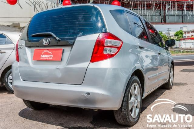 Honda Fit Fit LX 1.4 Flex 8V 5p Aut. 4P - Foto 4