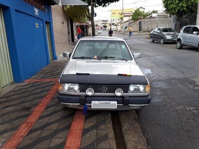 Volkswagen Saveiro GL 1.8 Turbo recaro bbs 17 manual chave reserva legalizada doc 19 - Foto 3
