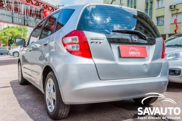 Honda Fit Fit LX 1.4 Flex 8V 5p Aut. 4P - Foto 6