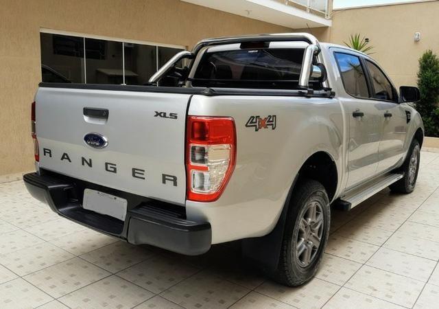 Ford Ranger 4x4 Diesel Manual 2.2 2017, ñ Hilux Amarok S10 - Foto 6