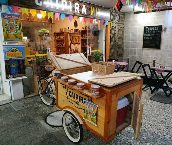 Triciclo retrô lindo! Ótimo para feiras e eventos - Foto 6