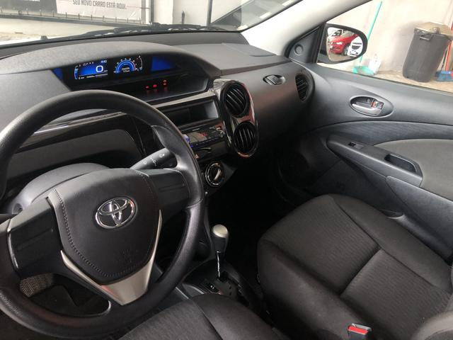 Etios 2019 1.5 X Sedan automático, extra - Foto 7