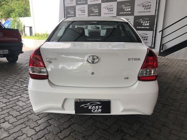 Etios 2019 1.5 X Sedan automático, extra - Foto 4