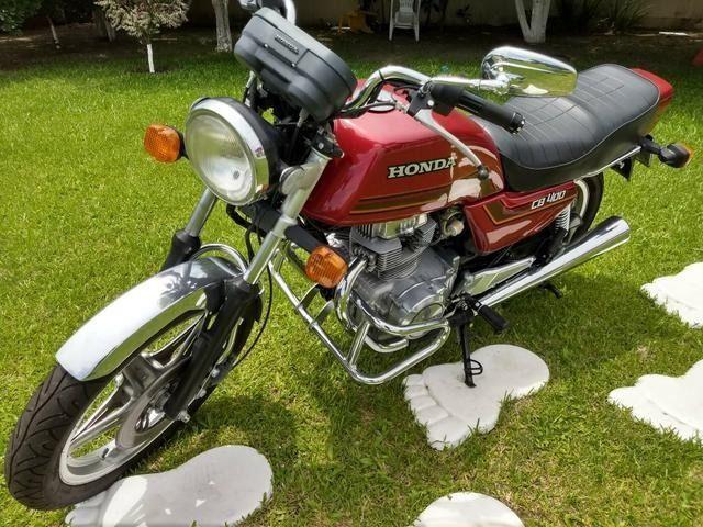 Honda CB 400 1981 - Foto 6