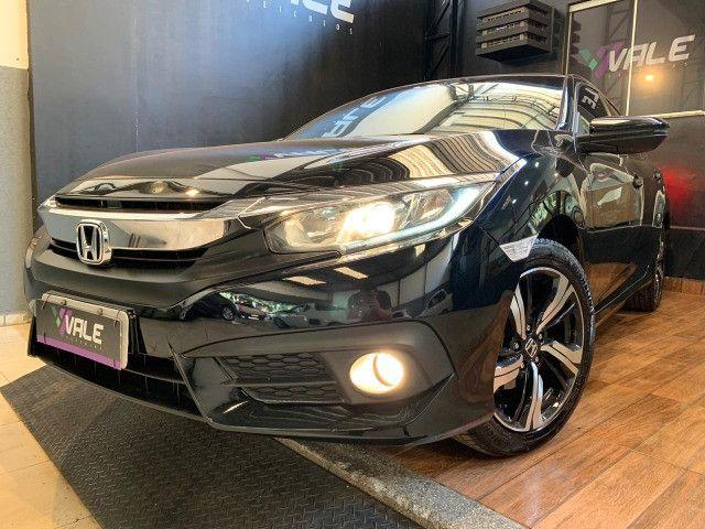 Civic EXL 2.0 com Revisões na Honda + Pneus Michelin - Foto 3