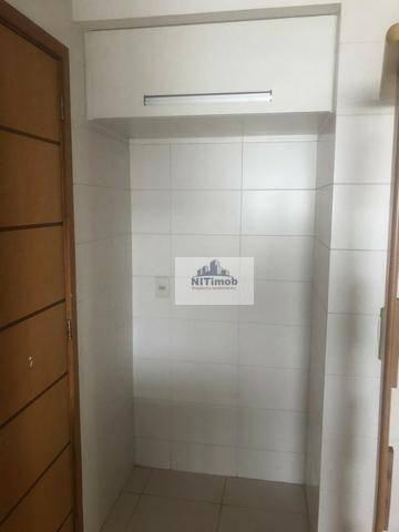 Excelente Apartamento na Mariz e Barros 272 em Icaraí no Condomínio Calle Veronna, com arm - Foto 5