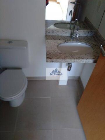 Ótimo apartamento no Condomínio Portal do Verde em Pendotiba na Estrada Caetano Monteiro 4 - Foto 14