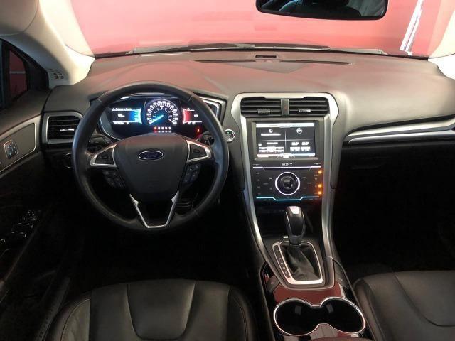 Ford Fusion Titanium AWD 2015 - Foto 8