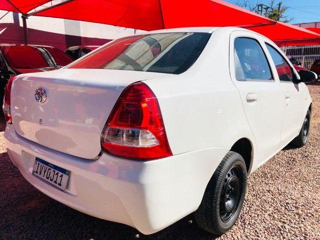 Toyota - Etios Sedan 1.5 XS Completo - Foto 5
