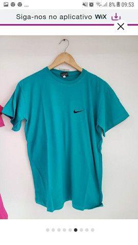 Camisas Básicas  20,00$(ATACADO) - Foto 5