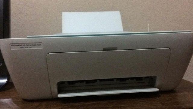 Impressora HP Deskjet advantage 2676 - Foto 2