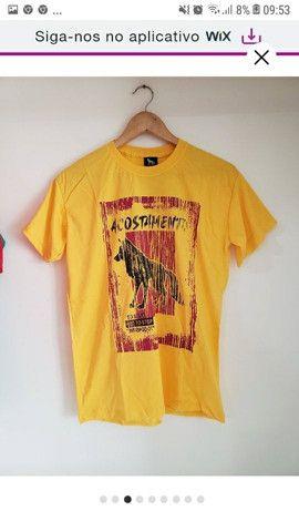 Camisas Básicas  20,00$(ATACADO) - Foto 6