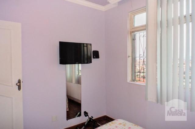 Apartamento à venda com 2 dormitórios em Caiçaras, Belo horizonte cod:270555 - Foto 12