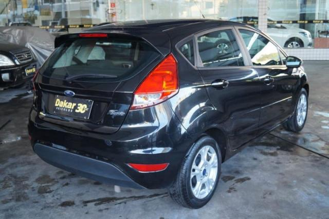 Fiesta 1.5 SE todo revisado pneus novos 2015 - Foto 13