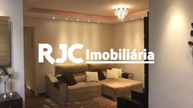 Apartamento à venda com 3 dormitórios em Tijuca, Rio de janeiro cod:MBAP31922 - Foto 3
