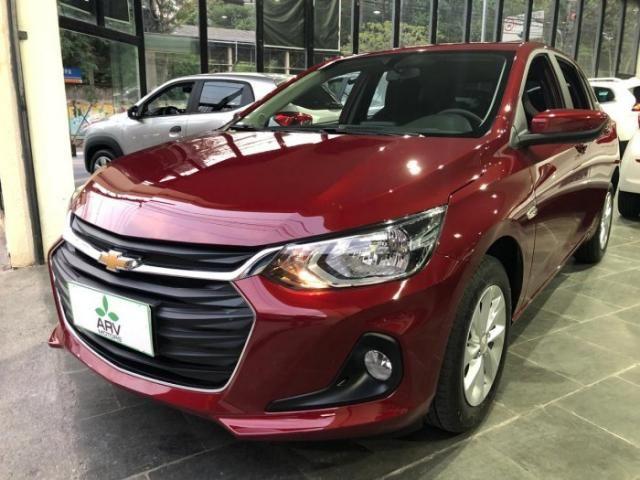 Chevrolet onix 2020 1.0 turbo flex ltz automatico - Foto 3