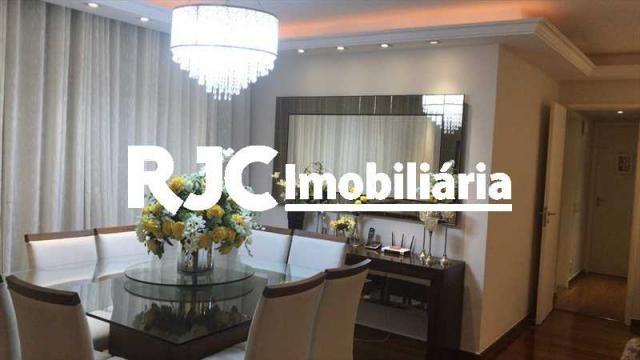 Apartamento à venda com 3 dormitórios em Tijuca, Rio de janeiro cod:MBAP31922 - Foto 4