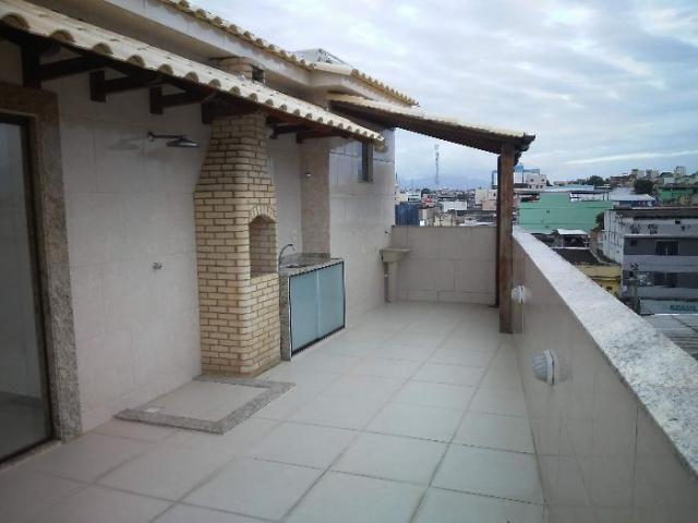 Cobertura à venda com 2 dormitórios em Centro, Nilópolis cod:LIV-2104 - Foto 10