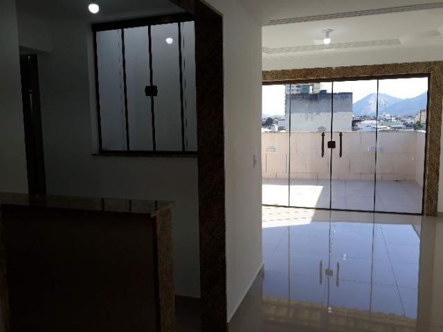 Cobertura à venda com 2 dormitórios em Centro, Nilópolis cod:LIV-2104 - Foto 3