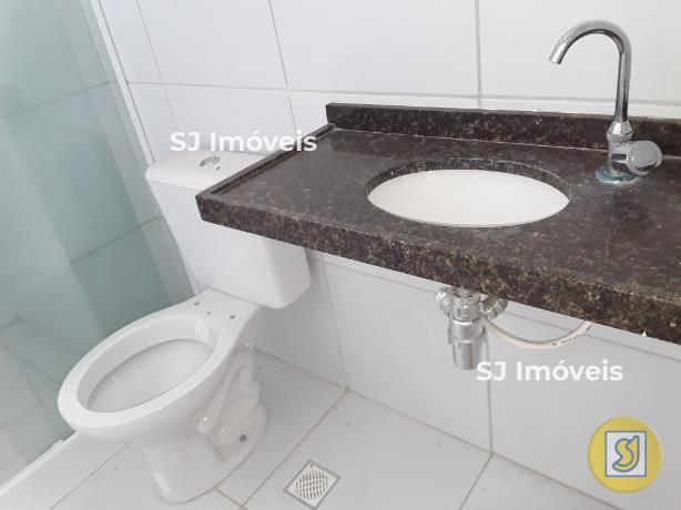Apartamento para alugar com 3 dormitórios em Planalto, Juazeiro do norte cod:45282 - Foto 17
