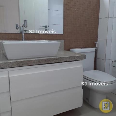 Apartamento para alugar com 3 dormitórios em Lagoa seca, Juazeiro do norte cod:50573 - Foto 20