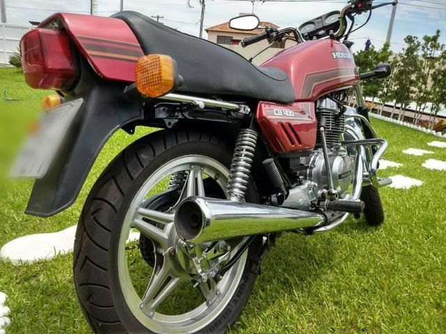 Honda CB 400 1981 - Foto 2
