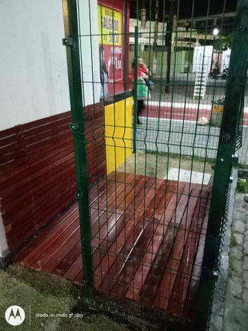 Caramachão ,assoalho ,piso em madeira a deck  - Foto 5