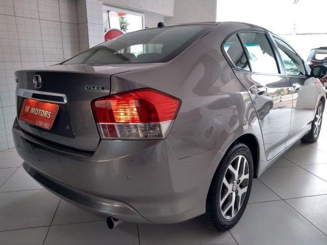 Honda City Ex Automatico 2012