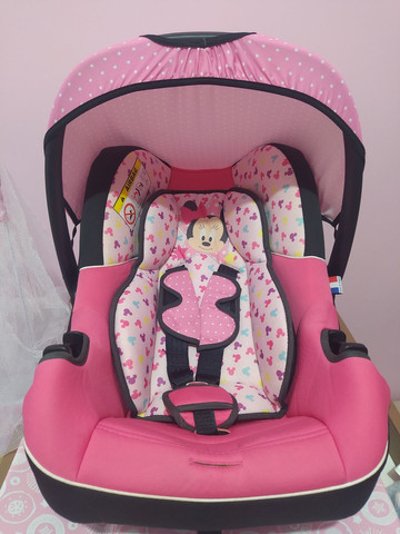 Bebê conforto da Minie - Foto 3