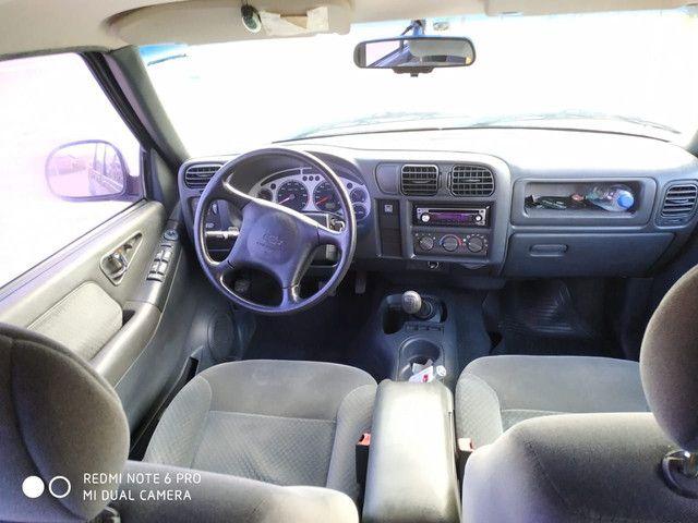 OPORTUNIDADE UNICA!!! Chevrolet S10 2.4 ADVANTAGE, 2008.FLEX, Único Dono - Foto 4