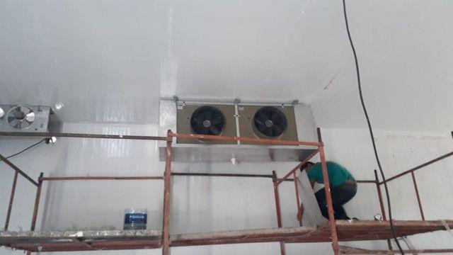 Unidade condensadora para congelamento 12 hp -30 - Foto 3
