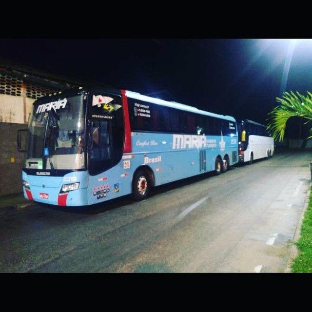 Ônibus busscar vissta buss - Foto 9