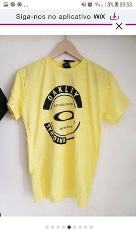 Camisas Básicas  20,00$(ATACADO) - Foto 2